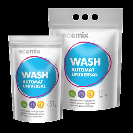 Стиральный порошок «Ecomix универсальный»
